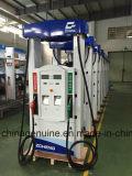Zcheng novo dispensador de Combustível 4bico dispensador de combustível novo design da série G