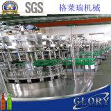 Embotelladora de relleno de la bebida de la carbonatación del zumo de fruta de la pequeña escala