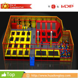 Профессиональный правильный парк потехи Children&Adults цены Toys крытые парки Trampoline