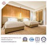Просто мебель спальни гостиницы типа с чувствительной конструкцией (YB-WS-44)