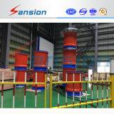Sistema di prova sonoro registrabile di serie di frequenza di potere per il generatore