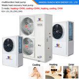 Enregistrer70 % de la puissance150L ensemble de la pompe de chauffage dans une maison de la chaleur