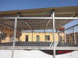 Aço Xiangming Anping Portable estábulo de cavalos com o teto para venda (XMR 142)