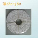 Beste Rg59 Coaxiale Kabel Quanlity met de draad-Fabriek van de Macht Prijs