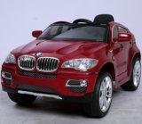 BMW X6 genehmigte Kind-Fahrt auf Auto-Spielzeug