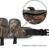 Camo impermeable en la cintura Neopreno Shell Bala Cinturón para la caza