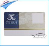 Plástico profissional cartão pré-imprimido da identificação de foto