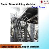 Machine de soufflage de corps creux de coextrusion de Ddsj350X6c 6-Layer pour le réservoir de carburant