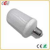 Efeito da chama candeeiro de parede LED para luz de decoração