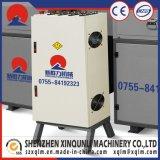 150kg/H CNC van het Schuim van de Bank van de capaciteit Scherpe Machine met Drie Messen