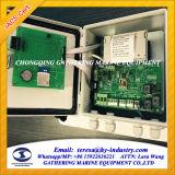 Dispositivo do medidor satisfeito de petróleo do indicador 15ppm~ 99ppm do LCD