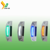 Lâmpada solar do túnel do diodo emissor de luz dos sinais de estrada da proteção da segurança