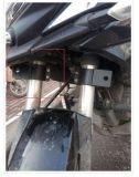 Черный/разорванные светодиодный индикатор бар на крыше автомобиля монтажные кронштейны для Jeep погрузчик КРОССОВЕРА ATV 4X4