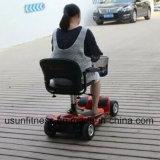 De Goedkope Elektrische Vierwielige Elektrische Autoped van uitstekende kwaliteit van de Handicap van de Autoped van de Mobiliteit voor Misvorming