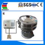 Peneira vibratória Circular de farinha de máquina da Tela Rotativa