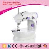 Naaimachine van de Stiksteek van het Huishouden van de Fabriek van China de Mini Elektrische Draagbare (fhsm-202)
