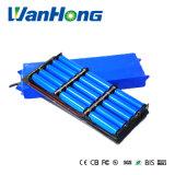 bateria da potência de 10ah 11.1V 18650 para a lâmpada de rua solar