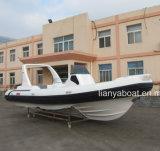 Liya 16passagers Yacht Bateaux d'offres pour la vente de fibre de verre