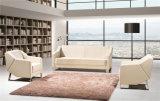 新しい現代ファブリック余暇の純木の足のホームアパートのソファー