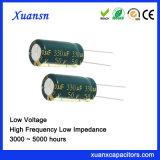 50V 330UFの音声のための高周波最もよい電気分解コンデンサー