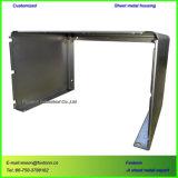 CNCの電気オーブンのための打つ部品OEMのシート・メタル機構