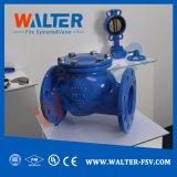 De Klep van de Controle van de Schommeling van de Zetel van het metaal voor het Systeem van het Water