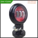 La lámpara 30W de la niebla del carro LED del automóvil redondea luz de 4 pulgadas