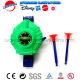 Het Horloge van het gadget met het Plastic Stuk speelgoed van de Raketten van de Uitloper voor de Bevordering van het Jonge geitje