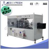 Machine matérielle réutilisée multicouche de production de pipe de l'extrusion Machine/HDPE de pipe d'approvisionnement en eau de HDPE