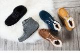 Теплый снежок зимы Boots ботинок лодыжки плоский