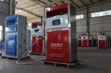Máquina de rellenar del GASERO para la gasolinera Patín-Montada