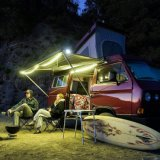 5V LED kampierendes Zelt-Streifen-Licht-wasserdichte im Freienbeleuchtung des Streifen-2835