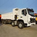 HOWO는 트럭 OEM 트럭 8X4 쓰레기꾼 트럭 A7를 도매한다