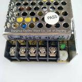 전 범위 입력 85-264VAC에 DC 24V 0.7A Swithing 최빈값 전력 공급 Hsc-15-24 세륨 RoHS ERP
