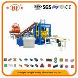 Bloque de las máquinas de los bloques del cemento que hace la máquina del ladrillo de la máquina