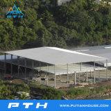 2018 Design personnalisé Structure en acier préfabriqués Warehouse