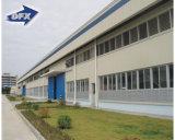 Estructura de acero de la luz simple y económica para el edificio del departamento de las Multi-Historias