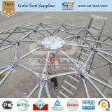 6m de PVC impermeable domo esfera carpa para eventos al aire libre