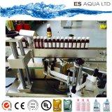 De automatische Vierkante Machine van de Etikettering van de Sticker van de Fles Dubbele Zij