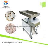 FC-613 промышленный Vegetable резец, автомат для резки кубика овоща корня, морковь/автомат для резки ананаса