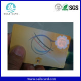 Film transparent hologramme Overlay Carte Anti-Fake ID