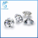 De Besnoeiing van H&a om 1.5 Karaat 7.5mm Synthetische Diamant Moissanite