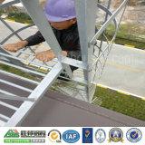 Estructura de acero prefabricadas Casa de la escalera