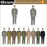 9 Cores Airsoft Bdu Suit Wargame Paintball uniformes militares do exército