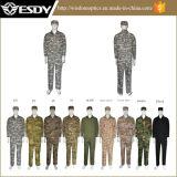 9つのカラーAirsoft BduのスーツのWargame Paintballの軍隊の軍服
