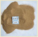 Areia nogueira/Shell para limpeza e polimento de rebentamento