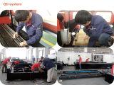 cortador del laser de la fibra de 15000W 2000W para el elemento de máquina