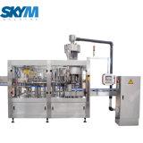 En pequeña escala automática de botellas de PET de embotellado de agua hacer 3-en-1 la máquina