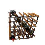 Bodega de la asamblea de estantes del vino de la asamblea de estantes de la bodega