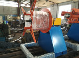 Отпуск Decoiler катушек Uncoiler высокого качества ручной стальной